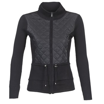 Clothing Women Jackets / Cardigans Morgan MSKO Black