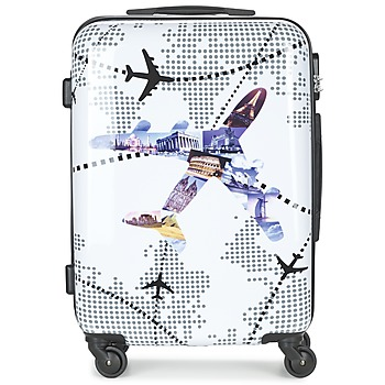 Hard Suitcases David Jones OUSKILE 50L