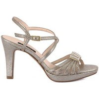 Shoes Women Sandals Albano LUX BEIGE    118,1
