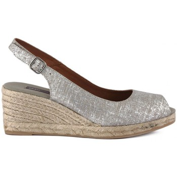 Shoes Women Sandals Frau LAME PLATINO     55,0