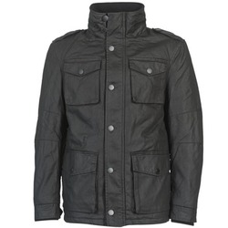 Clothing Men Jackets Esprit BUSTAR Black