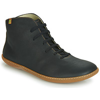 Shoes Mid boots El Naturalista EL VIAJERO  BLACK
