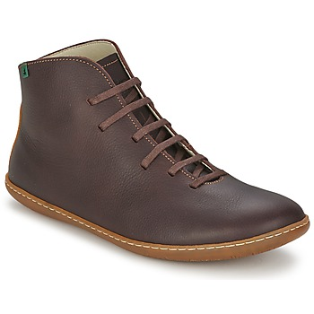 Shoes Mid boots El Naturalista EL VIAJERO Brown