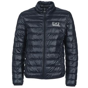 Clothing Men Duffel coats Emporio Armani EA7 JAFOUKARO Marine