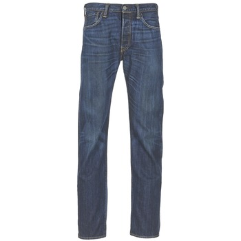 Clothing Men straight jeans Levi's 501 LEVIS ORIGINAL FIT SMITH / STATION