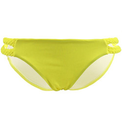 Clothing Women Bikini Separates Carla-bikini Yellow Brazilian Bikini Swimsuit Happy Zest YELLOW