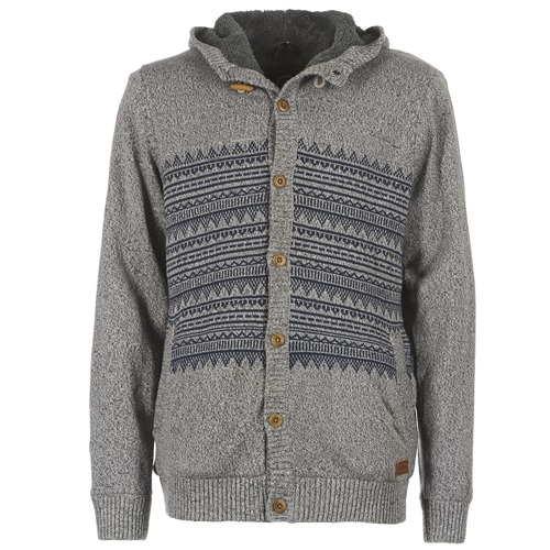 Clothing Men Jackets / Cardigans Volcom ANTYS HD LNED Grey