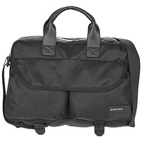 Bags Men Messenger bags Diesel F CLOSE BRIEF Black