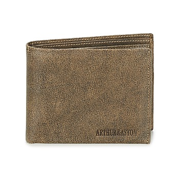 Bags Men Wallets Arthur & Aston RAOUL Chestnut