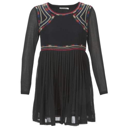 Clothing Women Short Dresses See U Soon SANCIE Black
