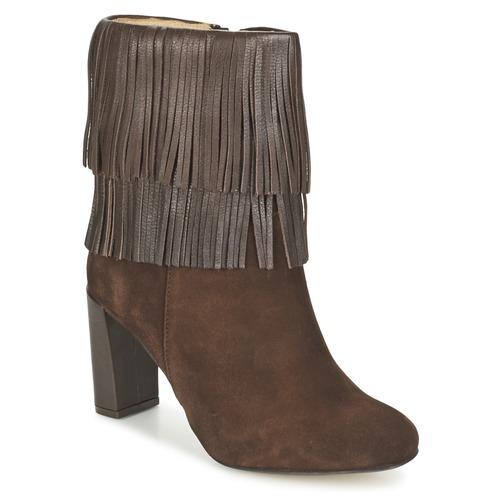 Shoes Women Ankle boots Betty London FAJIME Brown