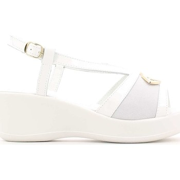 Shoes Women Sandals Susimoda 250838 Wedge sandals Women White White