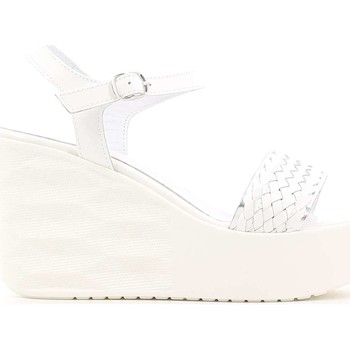 Shoes Women Sandals Susimoda 255290 Wedge sandals Women White White