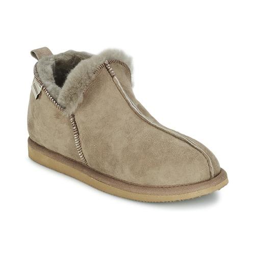 Shoes Women Slippers Shepherd ANNIE Stone