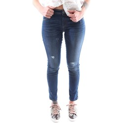 Clothing Women slim jeans Denny Rose 63DR12014 Jeans Women Blue Blue