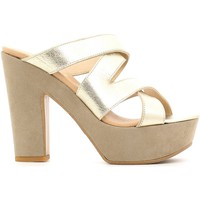 Shoes Women Sandals Grace Shoes P219TC Sandals Women Gold Gold