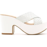 Shoes Women Clogs Grace Shoes I1502 Sandals Women Bianco Bianco