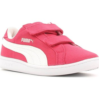 Shoes Children Low top trainers Puma 360161 Sport shoes Kid Fucsia/bianco Fucsia/bianco