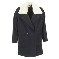 Clothing Women coats Naf Naf AVINA Marine