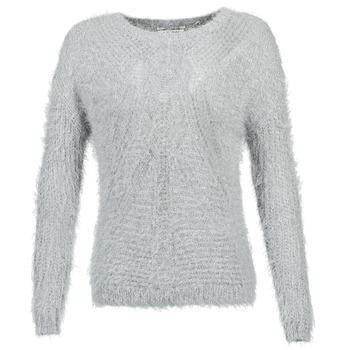 Clothing Women jumpers Naf Naf MARGOT Grey