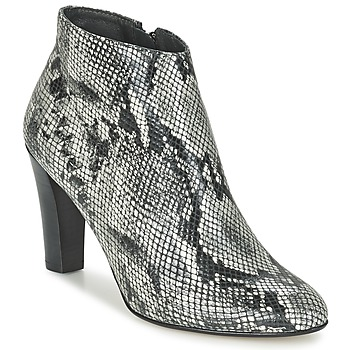 Shoes Women Ankle boots Betty London FODEN Black / Python