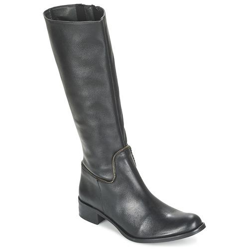 Shoes Women High boots Betty London FLIGNE Black