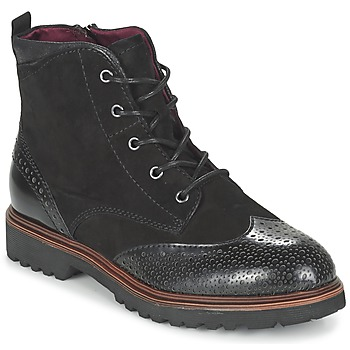 Shoes Women Mid boots Tamaris SOROLA Black