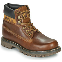Shoes Men Mid boots Caterpillar COLORADO Amber