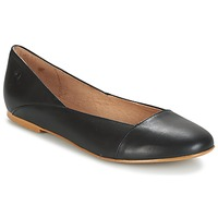 Shoes Women Flat shoes Casual Attitude TOBALO Black