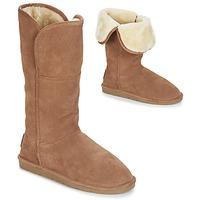 Shoes Women High boots Les Tropéziennes par M Belarbi ARCTIQUE Camel