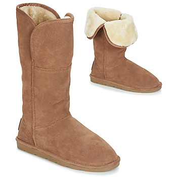 Shoes Women High boots Les Tropéziennes par M Belarbi ARCTIQUE CAMEL