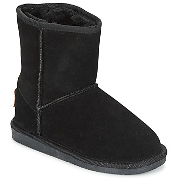 Shoes Girl Mid boots Les Tropéziennes par M Belarbi SNOW Black