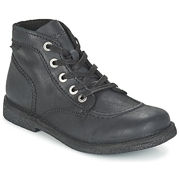 Shoes Women Mid boots Kickers LEGENDIKNEW Black
