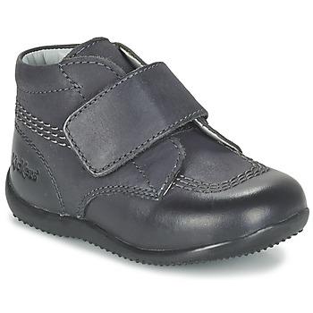 Shoes Children Mid boots Kickers BILOU Black