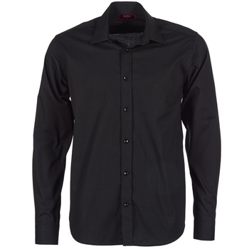 Clothing Men Long-sleeved shirts BOTD FREDDA Black