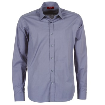 Clothing Men Long-sleeved shirts BOTD FREDDA Grey