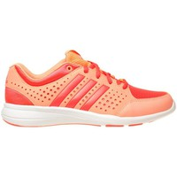 Shoes Women Fitness / Training adidas Originals Arianna Iii Orange-White-Pink
