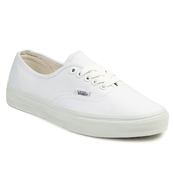 Shoes Women Low top trainers Vans AUTHENTIC White
