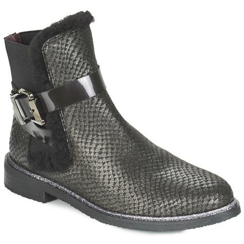 Shoes Women Mid boots Fericelli FADEN Black