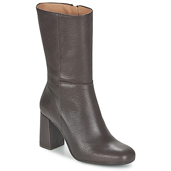 Shoes Women Ankle boots Fericelli FADIME Brown