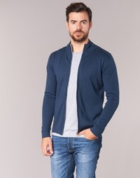 Clothing Men Jackets / Cardigans BOTD FILAPO Marine