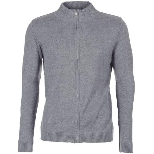 Clothing Men Jackets / Cardigans BOTD FILAPO Grey