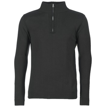 Clothing Men Jumpers BOTD FAZZARO Black
