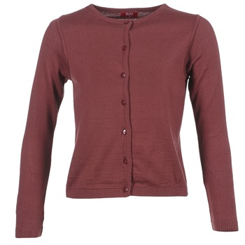 Clothing Women Jackets / Cardigans BOTD FANZOLIO BORDEAUX