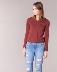Clothing Women jumpers BOTD ECORTA VEY Bordeaux