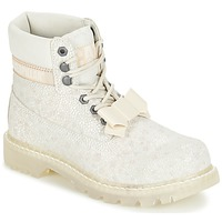 Shoes Women Mid boots Caterpillar COLORADO CURTSY White