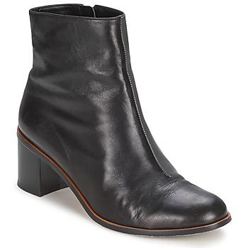 Shoes Women Ankle boots Robert Clergerie MILLION Black