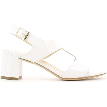 Shoes Women Sandals Grace Shoes M104 High heeled sandals Women White White