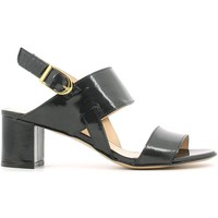 Shoes Women Sandals Grace Shoes M14 High heeled sandals Women Black Black