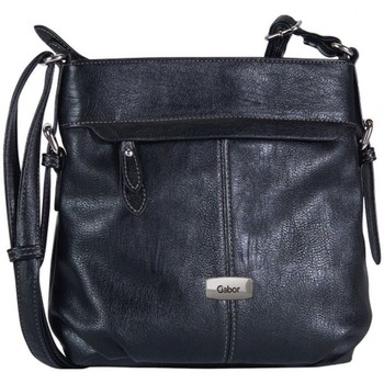 Bags Women Messenger bags Gabor Lisa Womens Messenger Handbag black